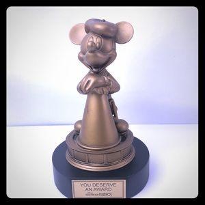 Disney Mickey Mouse You Deserve an Award trophy